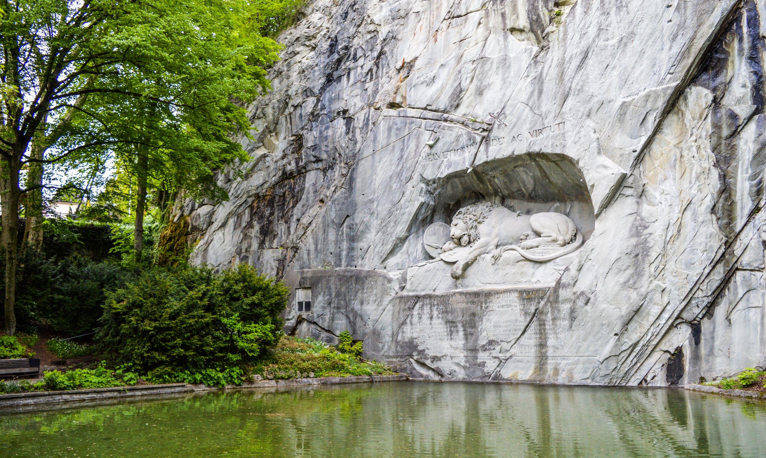 9 Gründe, warum jeder so schnell wie möglich Luzern besuchen sollte